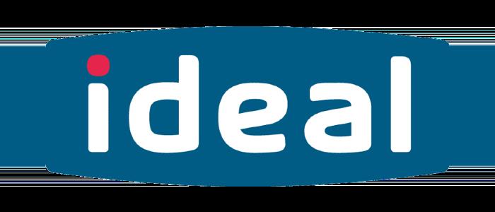 Ideal Blue Logo