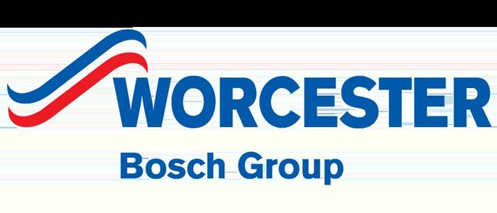 Worcester Blue Red Logo