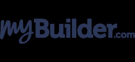 myBuilder Blue Logo